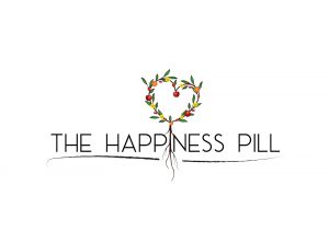 the happiness pill logo